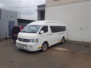 2015 BAW 16 SEATER TAXI
