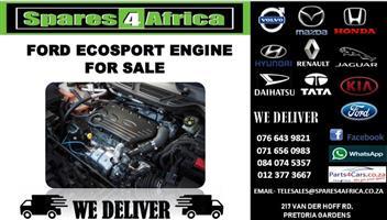 FOR ECOSPORT ENGINE