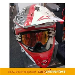 214969 Evs Off Road Helmet