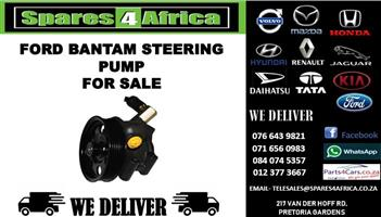 FORD BANTAM STEERING PUMP