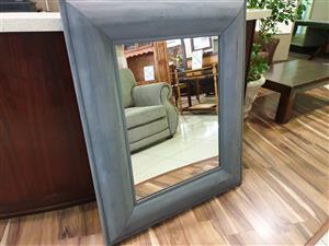 Grey Mirror for sale R 2500