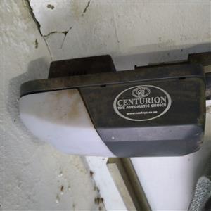 Centurion Xtrac garage motors x 2