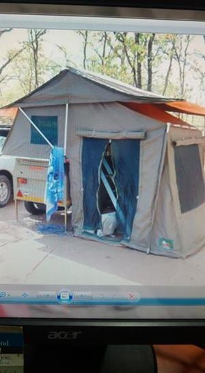 Challenger camp trailor