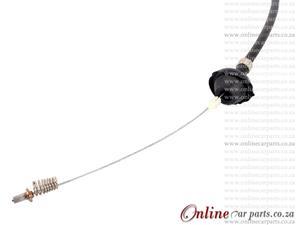 Opel Corsa C/Utility/Meriva 2003-2008 Accelerator/Throttle Cable