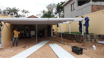 Durban carports installer