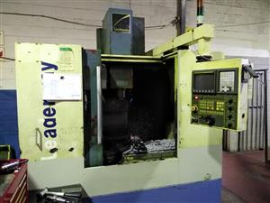 Leaderway V650 CNC Mill