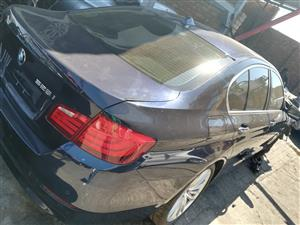 BMW 528I STRIPPING FOR SPARES NOW AT DESIGNA RIDEZ