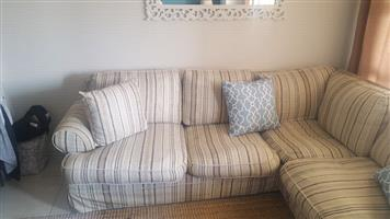 Corricraft Santorini corner couch for sale