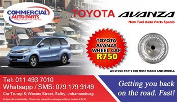 Wheel Cap For 2012 Toyota Avanza For Sale.