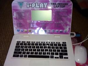 IPlaye kids educational laptop