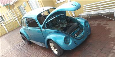 1970 VW Beetle 1.2TSI Club