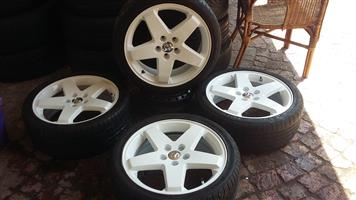 18 Inch Mags-Wheels For Sale-Pcd/5x112