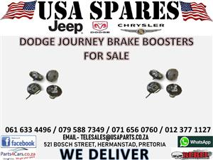 DODGE JOURNEY BRAKE BOOSTERS FOR SALE