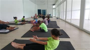 Yoga Pilates fitness for kids and adults in Durban North by Leonard R50 per class Call 0826140898
