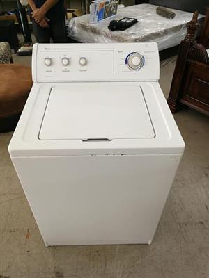 Whirlpool washing machine.