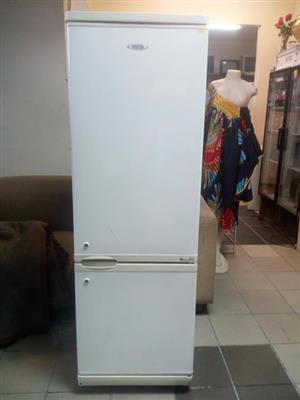 Defy double door fridge and freezer
