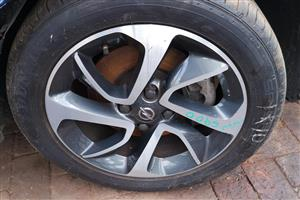OPEL ADAM 1.0T WHEEL FOR SALE