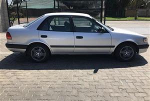 1998 Toyota Corolla 1.6 Advanced automatic