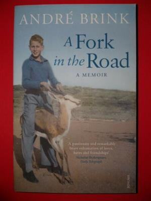 A Fork In The Road - Andre Brink - A Memoir.