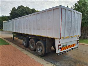 Scrap trailer for sale
