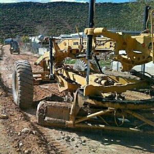 R600. Rubble removal