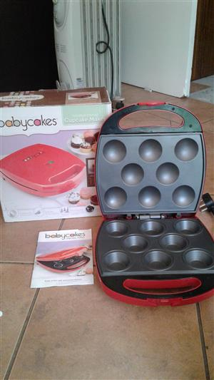 Babycakes - Electric 8 Cupcake Maker