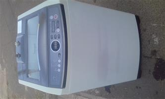 10kg samsung top load washing machine