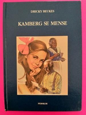 Kamberg Se Mense - Dricky Beukes.