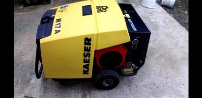 NEW Kaeser M17 Towable Portable Air Compressor