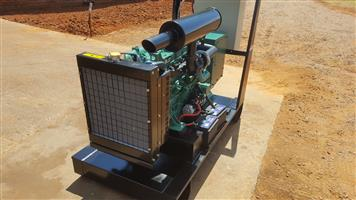 Brand new FAW 25 KVA 3 phase diesel generator with ATS only R65 900