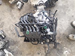VW AKL 1.9 COMPLETE IMPORT LOW MILEAGE ENGINE FOR SALE