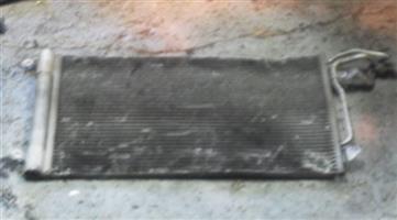 2009 vw polo aircon condenser