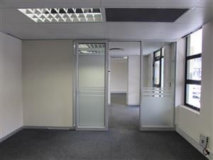 CENTURY CITY: 93m2 Office To Let