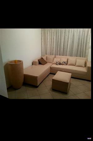 SM Designs L shape Couch