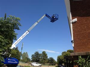Cherry Picker VerticalZA JLG660SJ - 22m Boom Lift, TELESCOPIC Manlift