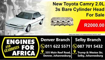 Toyota Camry 2.0 3s Cylinder Head For Sale