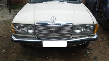 MERCEDES BENZ W123 STRIPPING FOR SPARES  | Junk Mail
