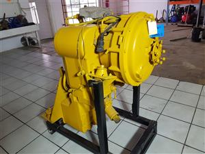 Bell Dumper ZF 6WG180 Transmission