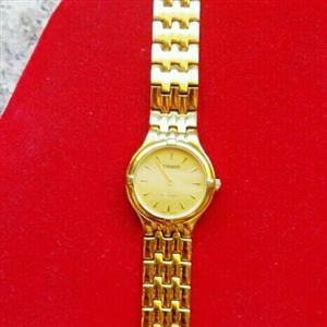 1 x Tissot ladies gold plated watch