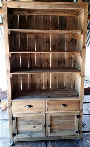 Furniture pallet wood
