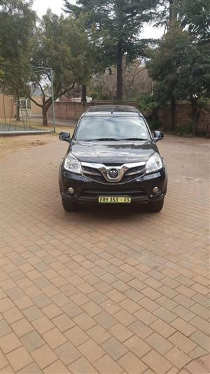 2012 Foton Tunland 2.8 double cab 4x4 Comfort