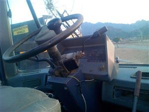 Komatsu wheel loader  WA120