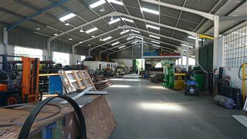 South Coast manufacturing - farming equipment and general engineering