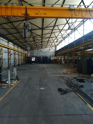 1800m2 factory for sale in Steeledale, Johannesburg South