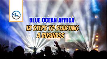 Workshop - 12 Steps to Starting a Business