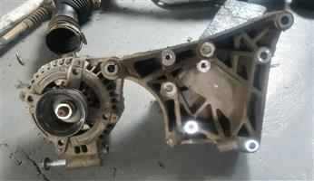 Range Rover Sport Alternator and Bracket for sale | AUTO EZI