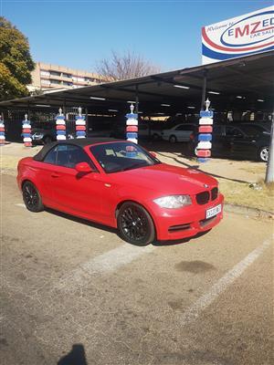 2011 BMW 1 Series 120i 3 door auto