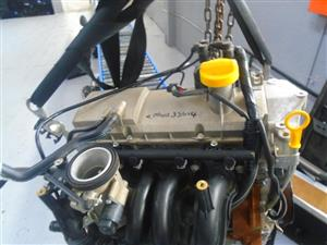 2016 NISSAN NP200 1.6 A/C P/U S/C Engine Complete