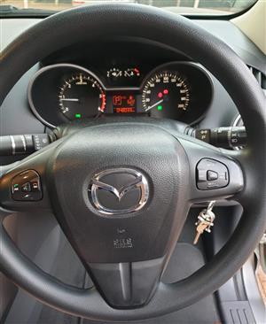 2017 Mazda BT-50 2.2 110kW FreeStyle Cab SLX