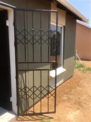 Newly built 2 bedroom house in Savanna City for SALE with tenants already inside in case you buying